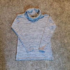 90 degree cowl neck sweater